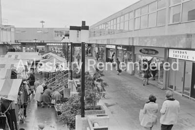 Friars Square, Dec 1974
