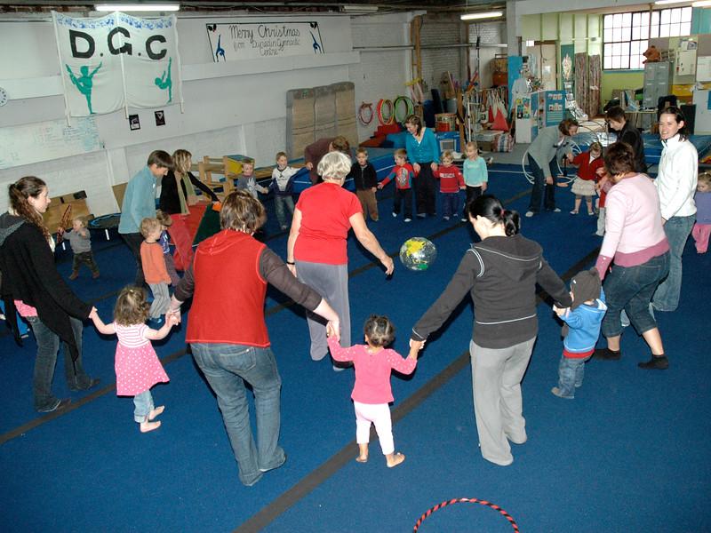 Dunedin Gymnastic Centre - Nola Paterson Book 20 March 09