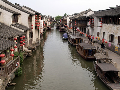 SanTang old town, Suzhou city