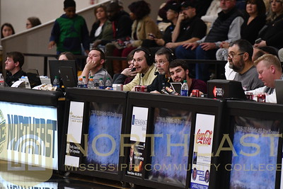 2019-01-24 NEMCCTV NEMCCTV Crew at Basketball