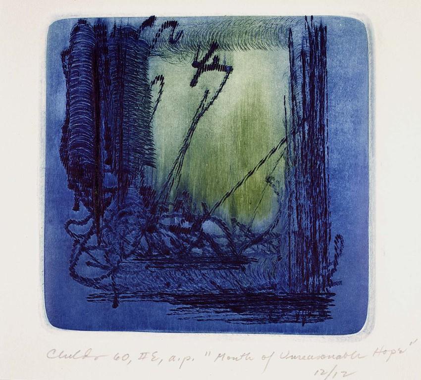 "Bernard Childs, ""Month of Unreasonable Hope"" (1960)"