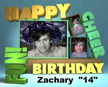 """Zachary """"14"""""""