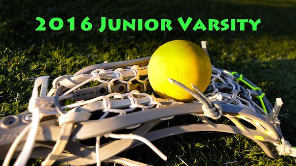 2016 End of Season Videos (Varsity & JV)