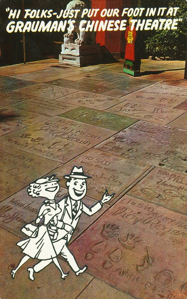 Footprints of the Stars