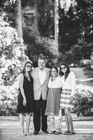 Tasnim & Family 2016 bw