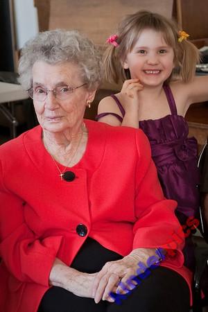 Thelma's 90th Birthday