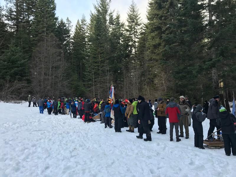 Alpine District Klondike February 5 2018