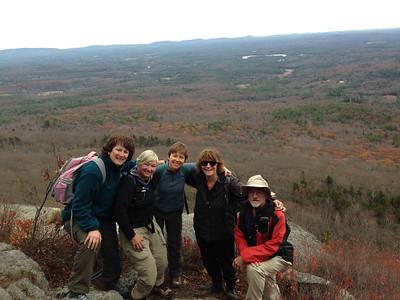 November 5 Wednesday Hike