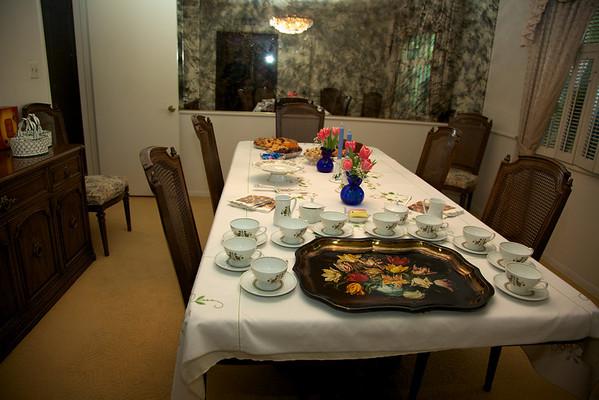 Mary,Bob & Jane Great Passover Seder 03-29-10