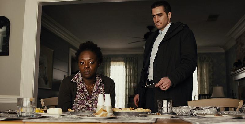 . Viola Davis as Nancy Birch and Jake Gyllenhaal as Detective Loki in \'Prisoners.\' (Warner Bros. Pictures)