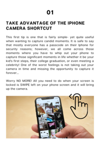 Free Guide to iphone photography