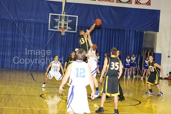 AC @ CAM 12-12-08 b v basketball