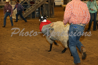 Mutton Bustin Fri 18th