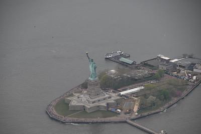 Aerials of New York City