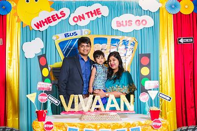 2017 Vivaan Birthday