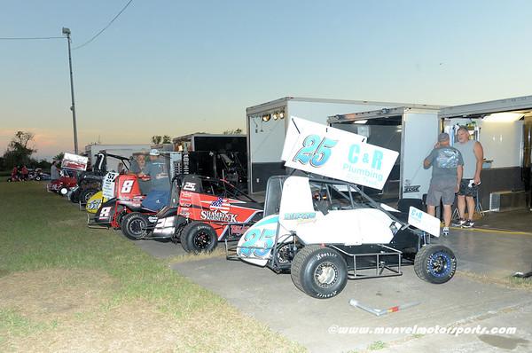 Gulf Coast Speedway 06 October 2017