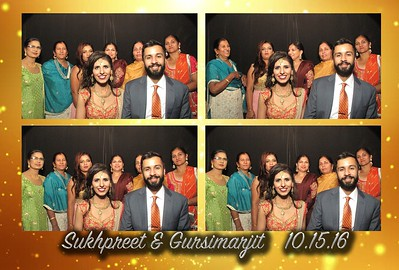 Sukhpreet & Gursimarjit Wedding