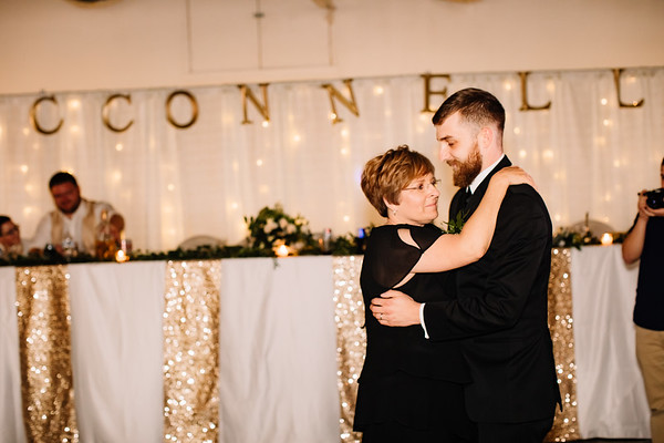 Mother/Son Dance