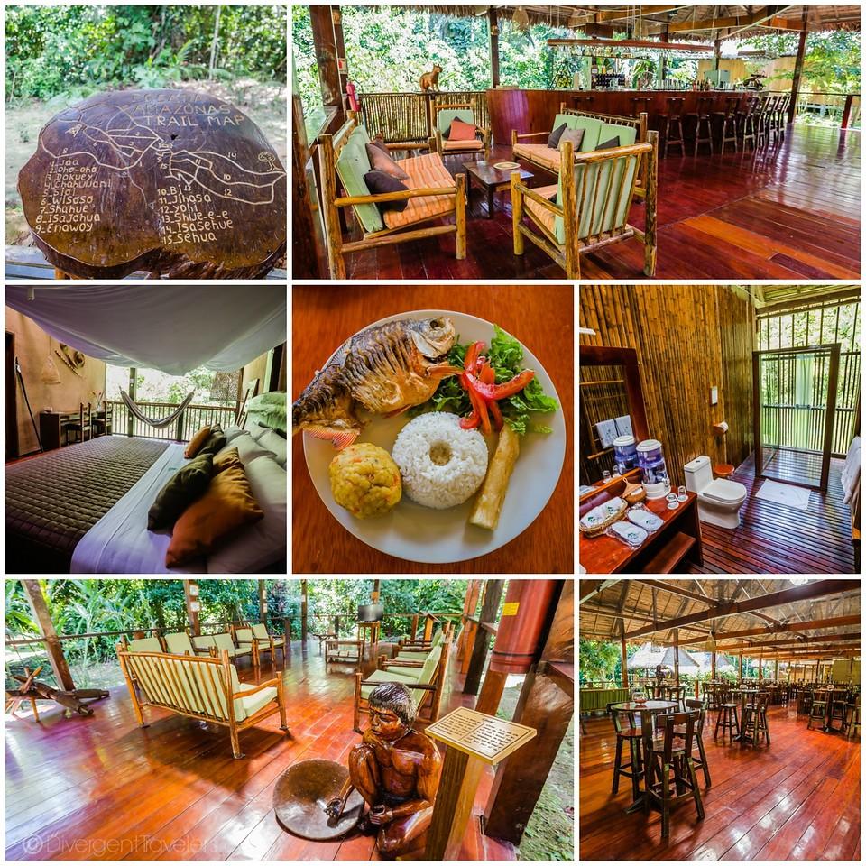 Posada Amazonas - Rainforest Expeditions - Lina Stock
