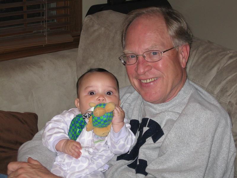Megan and Papa