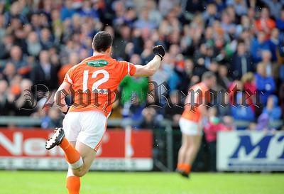 Armagh v Cavan USFC Athletic Grounds 08.06.14