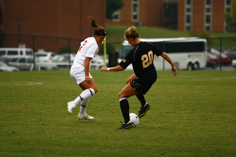GWU fights App. State hard to land a win with a 2-1 final score.