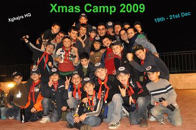 Xmas Camp - Xghajra Malta HQ - 19th - 21st Dec 2009