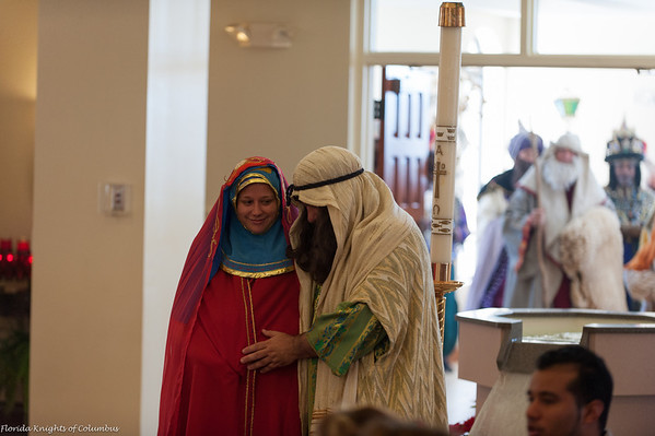 Miracle in the Manger Christmas Pageant