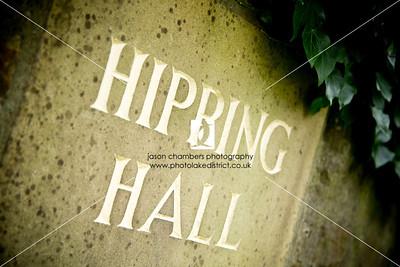 ELLE & CHRIS Hipping Hall