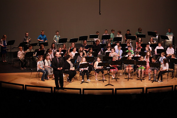 Elementary / First-Year Concert