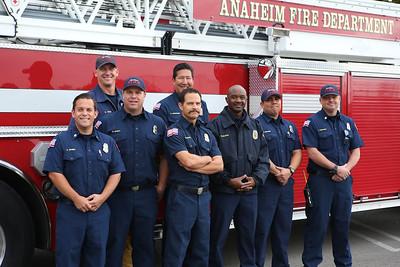 Anaheim Fire & Rescue