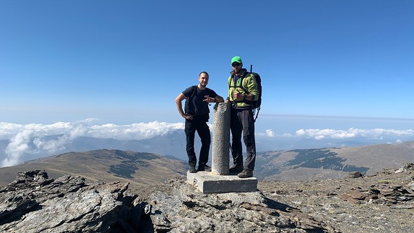 1 Day Ascent of Mulhacen - 3 August 2021