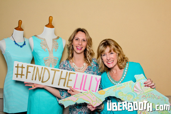 Pink Narcissus - Lilly Pulitzer's Recruitment Event