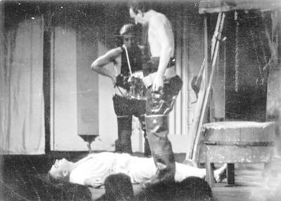 RZEŹNIA  Mrożka - Warszawa, Teatr Wielki , ok 1979r