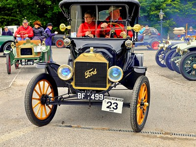 Oldtimer Cars