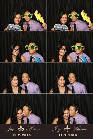 Joy & Aaron 11.7.15 @ Westin