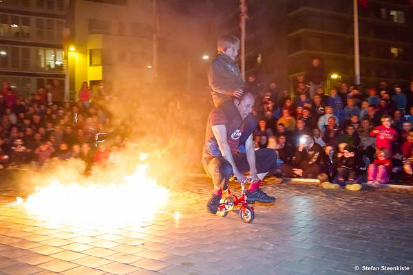 De Sven - Halloween Middelkerke 2014