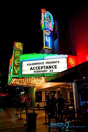 Acceptance with Teenage Wrist (2/24/17)