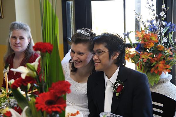 Paolo and Dorina Wedding