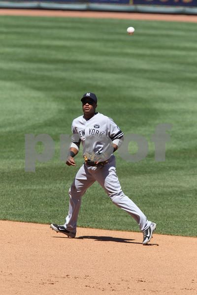 MLB-Kansas City Royals vs New York Yankees 8-15-10