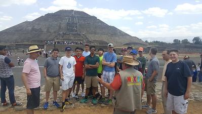 Mexico Band Trip