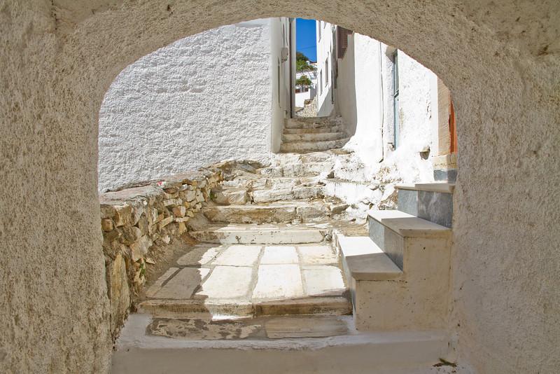 Naxos, Greece - Apiranthos