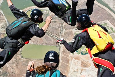 PACK'D at SCSL#3 - Skydive Elsinore