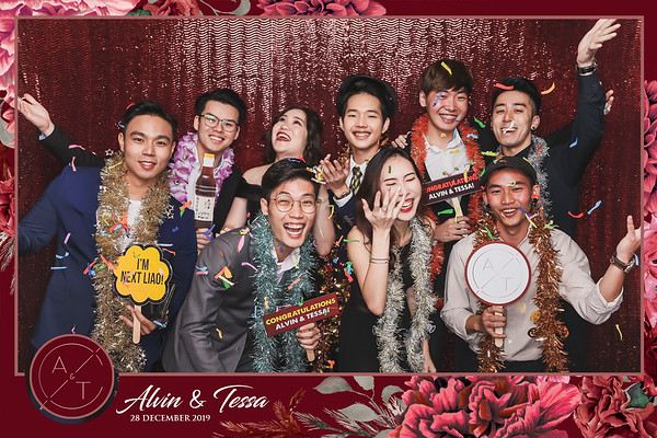 Wedding of Alvin & Tessa
