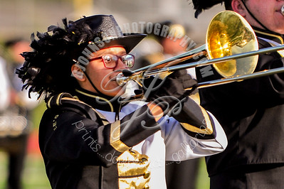 10/10/15 Lee's Summit North Marching Festival