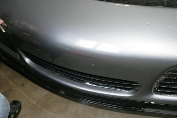 2001 Porsche 996 Bumper Only