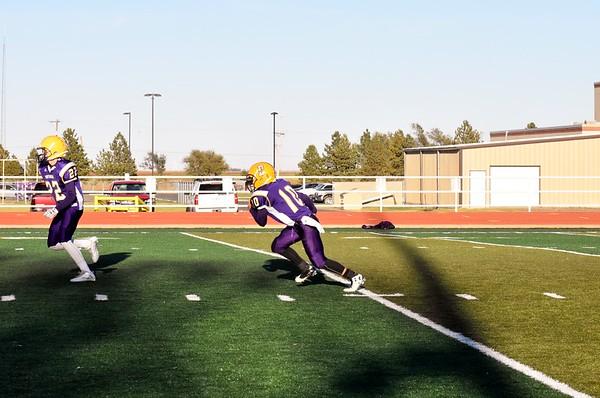 JV & Varsity football 10/21/16