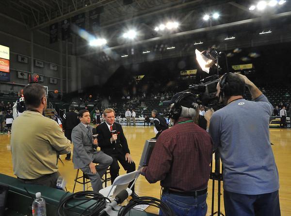 Basketball Men's v. UTEP January 2012