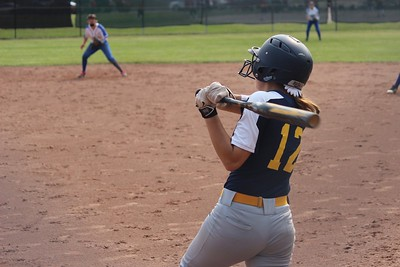 HS Sports -  District Softball Woodhaven, Gibraltar Carlson, Wyandotte Roosevelt, Southgate Anderson