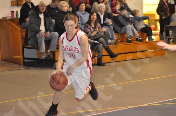 Girls: Acadia Christian Vs. Forest Hills: December 22, 2010